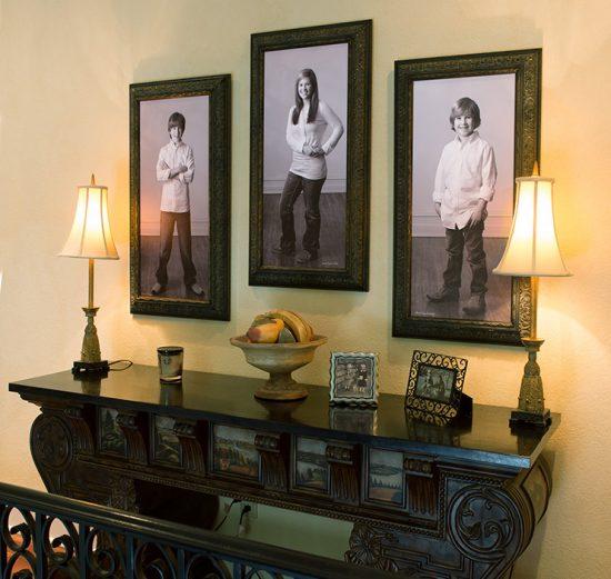 adair family portraits