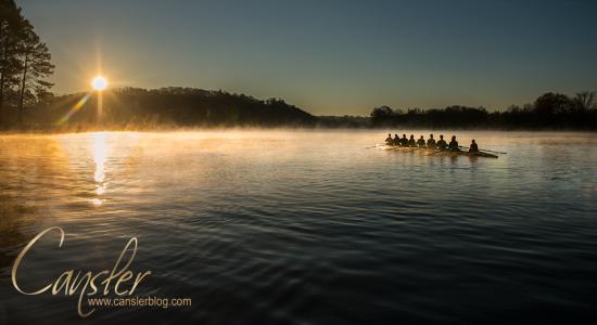 arrington rowing